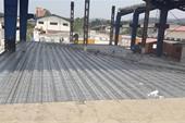 تولید عرشه فولادی در شمال مازندران ساری آمل رامسر