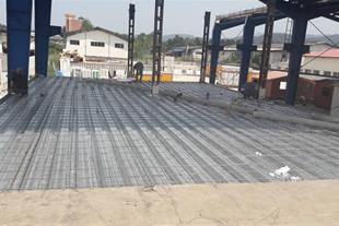 تولید عرشه فولادی