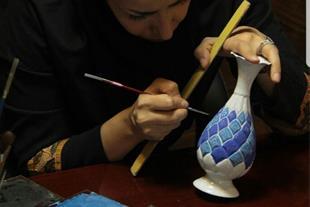 آموزشگاه و کارگاه هنری نیلگون
