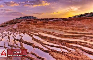 تور باداب سورت و دریاچه چورت پاییز 97 - 1