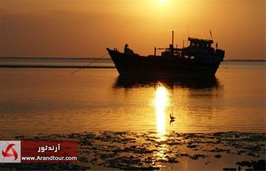 تور قشم و جزیره هنگام تعطیلات آبان 97 - 1