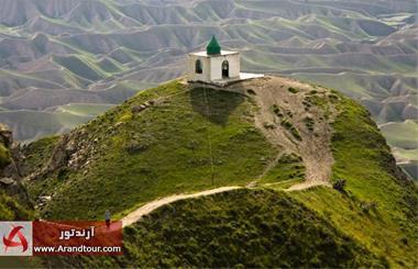 تور ترکمن صحرا خالدنبی  تعطیلات آبان 97 - 1
