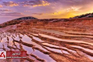 تور باداب سورت و دریاچه چورت پاییز 97