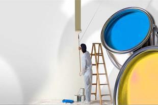 نقاشی حرفه ای ساختمان با رنگ روغن و قیمت مناسب