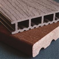 ساخت خطوط تولید و قالب چوب پلاستیک
