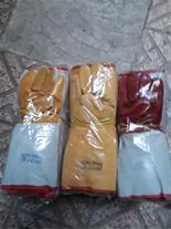 شرکت تولیدی دستکش کف دوبل ، هوبارت ، چرم