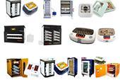 فروش انواع دستگاه های جوجه کشی با ظرفیت های مختلف
