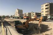 خاکبرداری و تخریب ساختمان