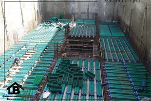 قالب جایگزین یونولیت در سقفهای تیرچه بلوک و کرومیت