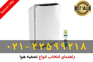 خرید و فروش دستگاه تصفیه هوا