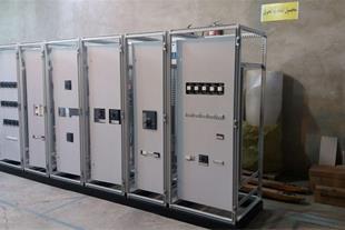 تولید کننده انواع تابلو برق های صنعتی و فشار ضعیف