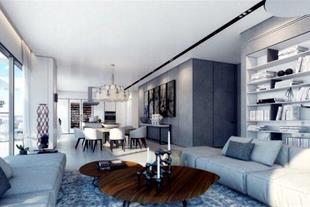 فروش آپارتمان تجاری مسکونی 117 متری بر اصلی گلسار