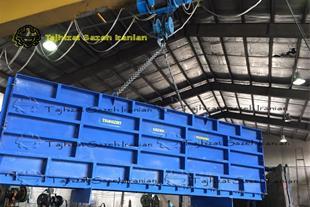 قالب دیوار پیش ساخته تخصصی