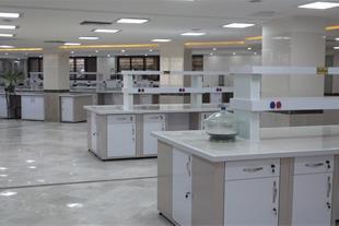 طراحی و اجرای سکوبندی آزمایشگاهی ، هود آزمایشگاه