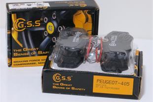 عرضۀ لنت ترمز G.S.S پژو 405 با ارسال سریع