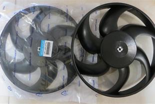 فروش استثنایی پروانه فن رادیاتور – خاری