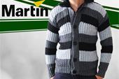 بافت مردانه مدل Martin