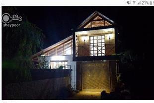 ویلا با طراحی زیبا در منطقه کلوده