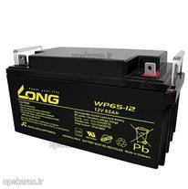 باتری یو پی اس 12 ولت 65 آمپر لانگ مدل WP65-12