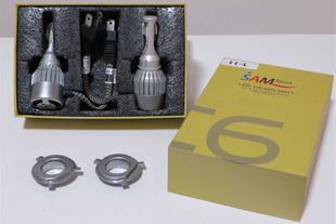 هدلایت اورجینال سری C6 LED