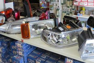 چراغ جلو خودرو های داخلی پیکان پژو پراید