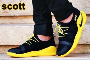 کفش مردانه nike مدل scott
