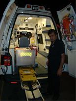 فروش تجهیزات آمبولانس تیپ B و C ، A