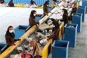 خط بازیافت زباله - از زباله پول بساز !