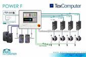 تعویض سیستم کنترل ماشین پانچ cnc tex