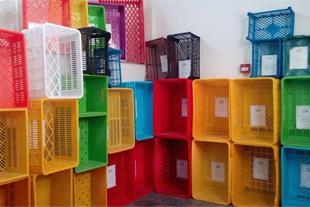 تولید انواع سبد جعبه پلاستیکی