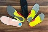 کفی های ساخته شده بر اساس اسکن کف پا