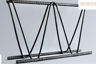 تولید خرپای فلزی استاندارد