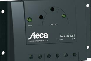 شارژ کنترلر خورشیدی استکا Steca