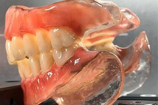 دست دندان مصنوعی بایر آلمان