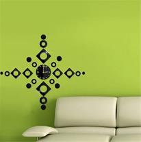 ساعت دیواری طرح خورشید (Mzkala)