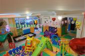 وسایل و تجهیزات خانه بازی - مهد کودک و شهربازی