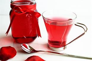 فروش شربت گل محمدی
