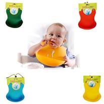 پیشبند کاسه ای کودک - Baby Bib Soft (Mzkala)