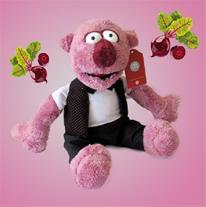 عروسک جناب خان اورجینال (Mzkala)