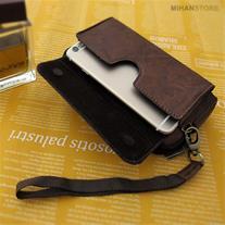 کیف پول و موبایل دستی و کمری (Mzkala)