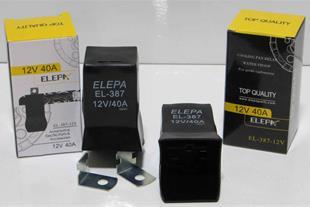 رله فن پراید کاربرات برند ELEPA