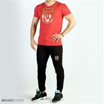ست تی شرت و شلوار تراکتور سازی (Mzkala)