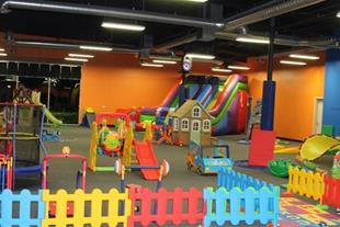 تجهیزات و وسایل مهد کودک و مرکز بازی و شهربازی