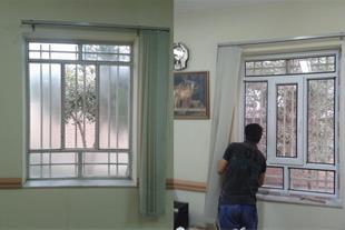 تعویض پنجره های قدیمی با پنجره های Upvc - اقساط