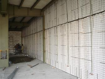 دیوار تریدی پنل - پیش ساخته - تریدی پانل