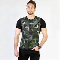 تی شرت سه بعدی Maze (Mzkala)