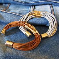 دستبند اسپرت دخترانه مگنتی(Mzkala)