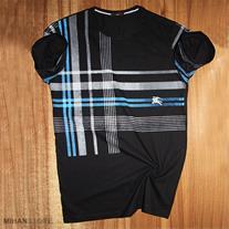 تی شرت مردانه Burberry طرح Stripe (Mzkala )