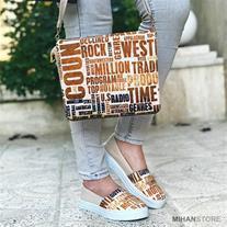 ست کیف و کفش Typo(Mzkala)