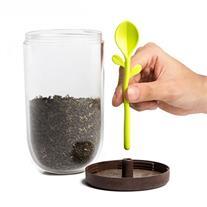 ظرف نگهدارنده چای و قهوه Scoop Jar (Mzkala)